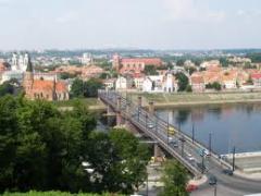 Kaunas panorama - Arroww pod CC