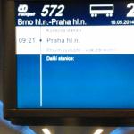 LCD Railjet