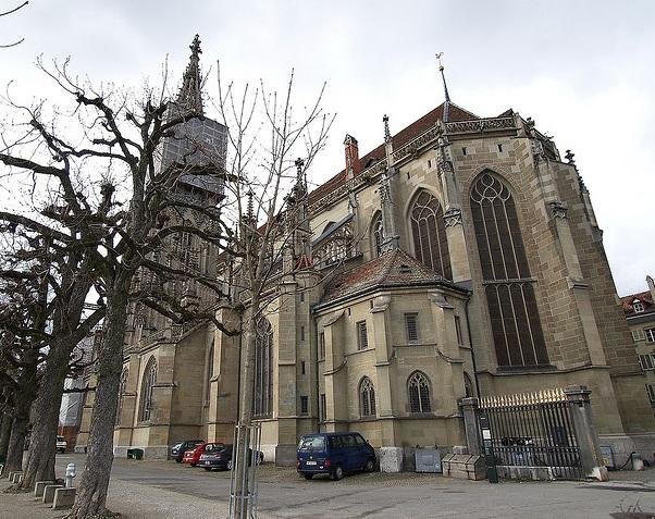 Katedrála Münster - Yvon Liu pod CC
